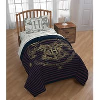 Harry Potter Spellbound 4 Piece Twin Bed In a Bag