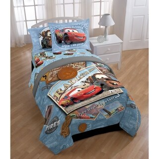 Disney/Pixar Cars Tune Up 5 Piece Twin Bed In A Bag