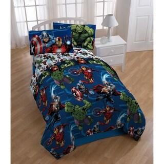 Marvel Avengers Heroic Age Twin Reversible Comforter