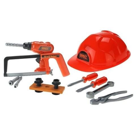 Crazy Little Helper Toy Tool Set
