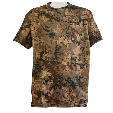 WILDFOWLER Quick Dry Short Sleeve T-Shirt