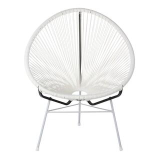 Handmade Acapulco Papasan Lounge Chair, Indoor or Outdoor (China)