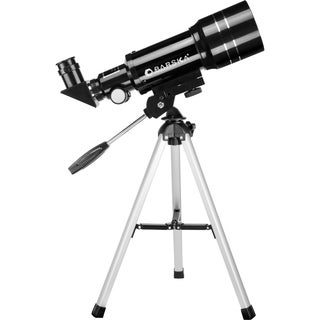 Barska 225 Power Starwatcher Telescope - Black