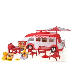 Good Fast Food Food Truck - Design-able Toy Food Truck