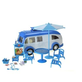 Good Seafood Food Truck - Design-able Toy Food Truck