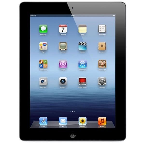 Refurbished Apple Ipad 3 16 GB WIFI-Black 34294912
