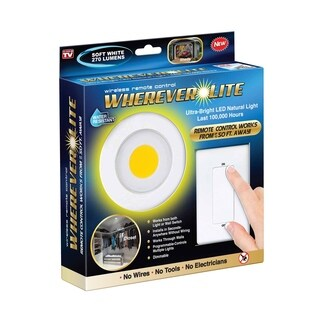 Wherever Lite Remote Activated LED Light