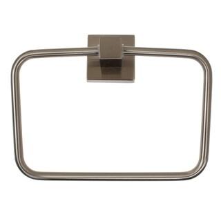 GlideRite Lincoln Bathroom Hardware Towel Ring