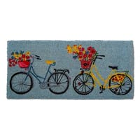 TAG Bike Rider Estate Coir Mat