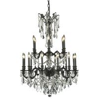 Fleur Illumination 18 light Dark Bronze Chandelier