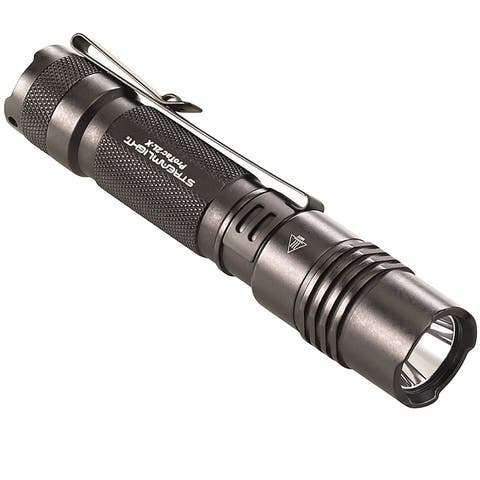 Streamlight ProTac 2L-X 500 Lumens Flashlight, Black