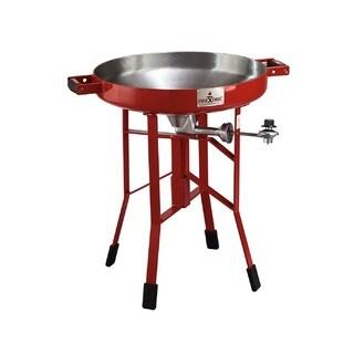 FireDisc Deep Cooker, Red