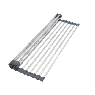 Real Home Aluminum Over-the-Sink Drying Rack