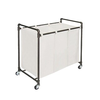 Real Home Modern Industrial Laundry Sorter