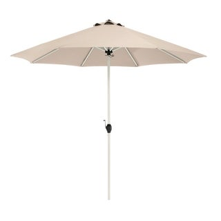 Link to Classic Accessories Montlake Fadesafe 9' Round Aluminum Patio Umbrella, Base Not Included Similar Items in Patio Umbrellas & Shades