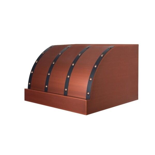 ZLINE 30 in. 1200 CFM Designer Series Under Cabinet Range Hood (436-CXBBB-30)