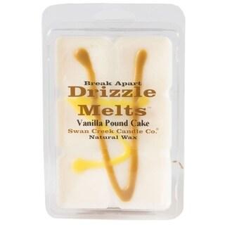 Swan Creek Drizzle Melt Vanilla Pound Cake