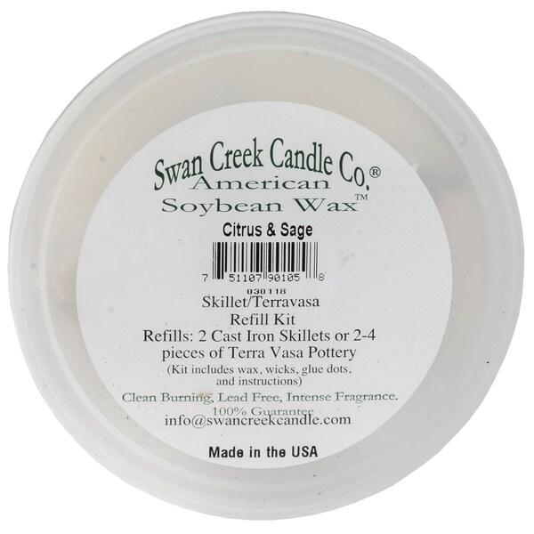 Pottery Refill Kit Citrus & Sage