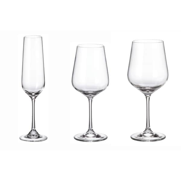 Trio Champagne & Wine 18pc Set