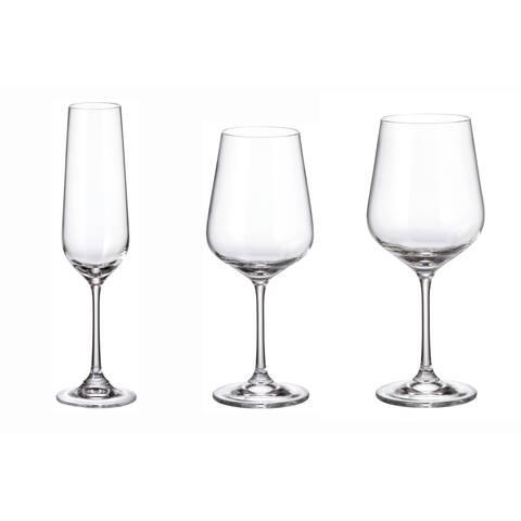 Trio Champagne & Wine 18pc Set