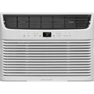 Frigidaire 10,000 BTU 115V Window-Mounted Compact Air Conditioner with Remote Control