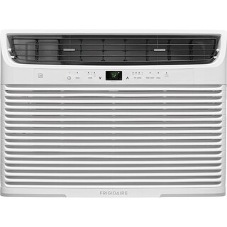 Frigidaire 15,000 BTU 115V Window-Mounted Median Air Conditioner with Temperature Sensing Remote Control