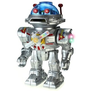 Star Kavass Multi-Functioning Toy Robot