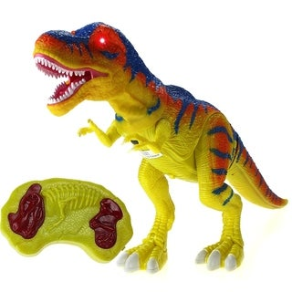 Walking Series Dinosaur World RC Toy T-Rex Figure