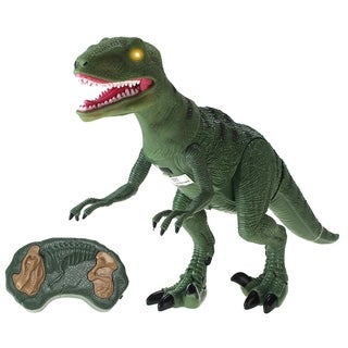 RC Dinosaur Planet RC Toy Deinonychus Raptor Figure