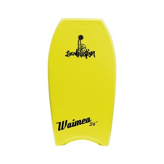 """Waimea 36"""" Body Board (Option: Yellow)"""