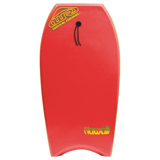 Hawaii 39 Inch Body Board (Option: Red)