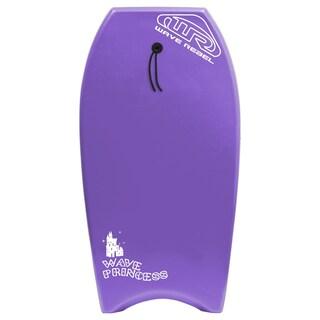 Wave Princess Women's 39 Inch Body Board (Option: Purple)