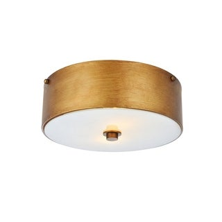 Ivy Court 2-Light 12 Inch Flush Mount (4 options available)