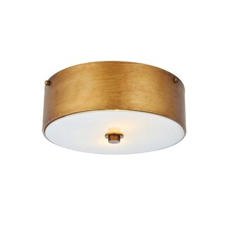 Ivy Court 2-Light 12 Inch Flush Mount