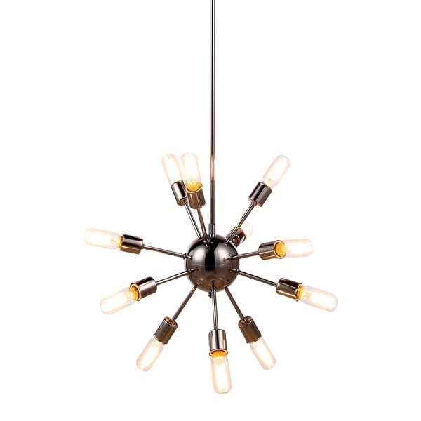 Ivy Court 12-Light 21 Inch Chandelier