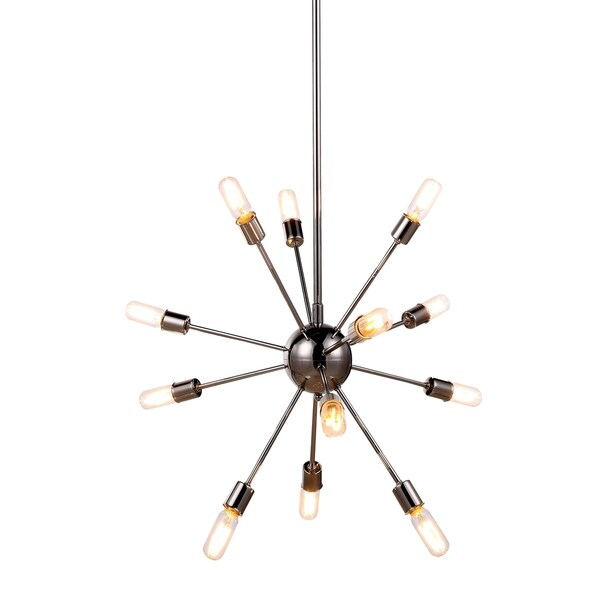 Ivy Court 12-Light 30 Inch Chandelier