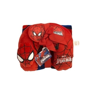 Marvel Spiderman 3D Character Travel Set