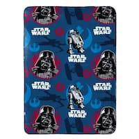 Star Wars Classic Plush Travel Blanket