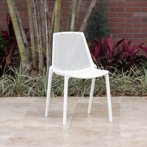 Isabella Patio Side Chair Set Of 4