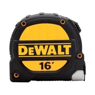 DeWalt Tape Measure 1-1/4 in. W x 16 ft. L