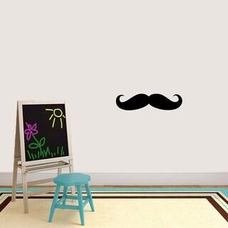 Mustache Wall Decals