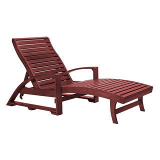 C.R. Plastic Products St. Tropez Chaise Lounge (More options available)