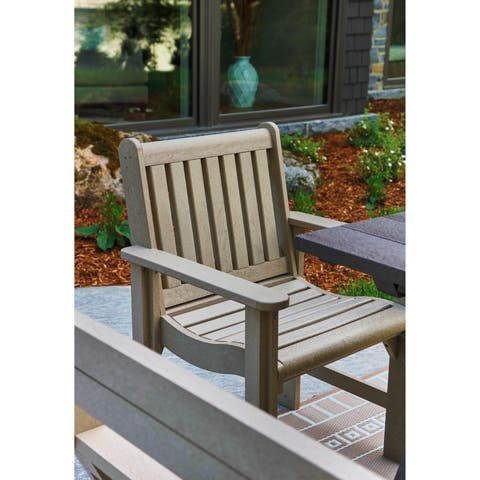 C.R. Plastics Products Generation Dining Arm Chair