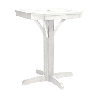 "C.R. Plastics St. Tropez 28"" Square Counter Table"