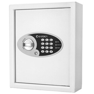 Barska 48 Key Cabinet Digital Wall Safe