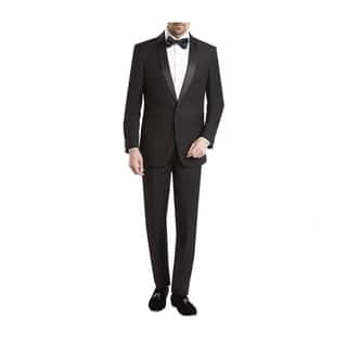 Gino Vitale Shawl Collar 2 Piece Slim Fit Tuxedo