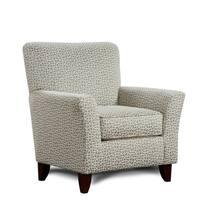 SofaTrendz Bellatrix Slate Grey Accent Chair