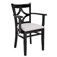 Diamond Back Arm Chair