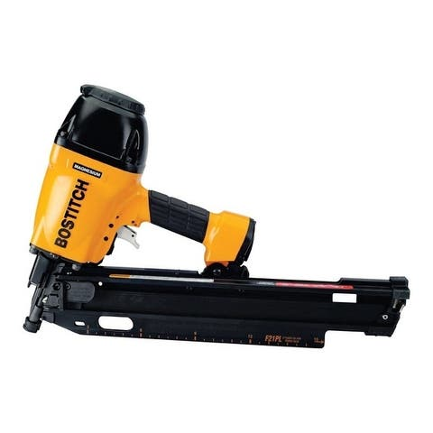 Bostitch Pneumatic Angled Framing Nail Gun