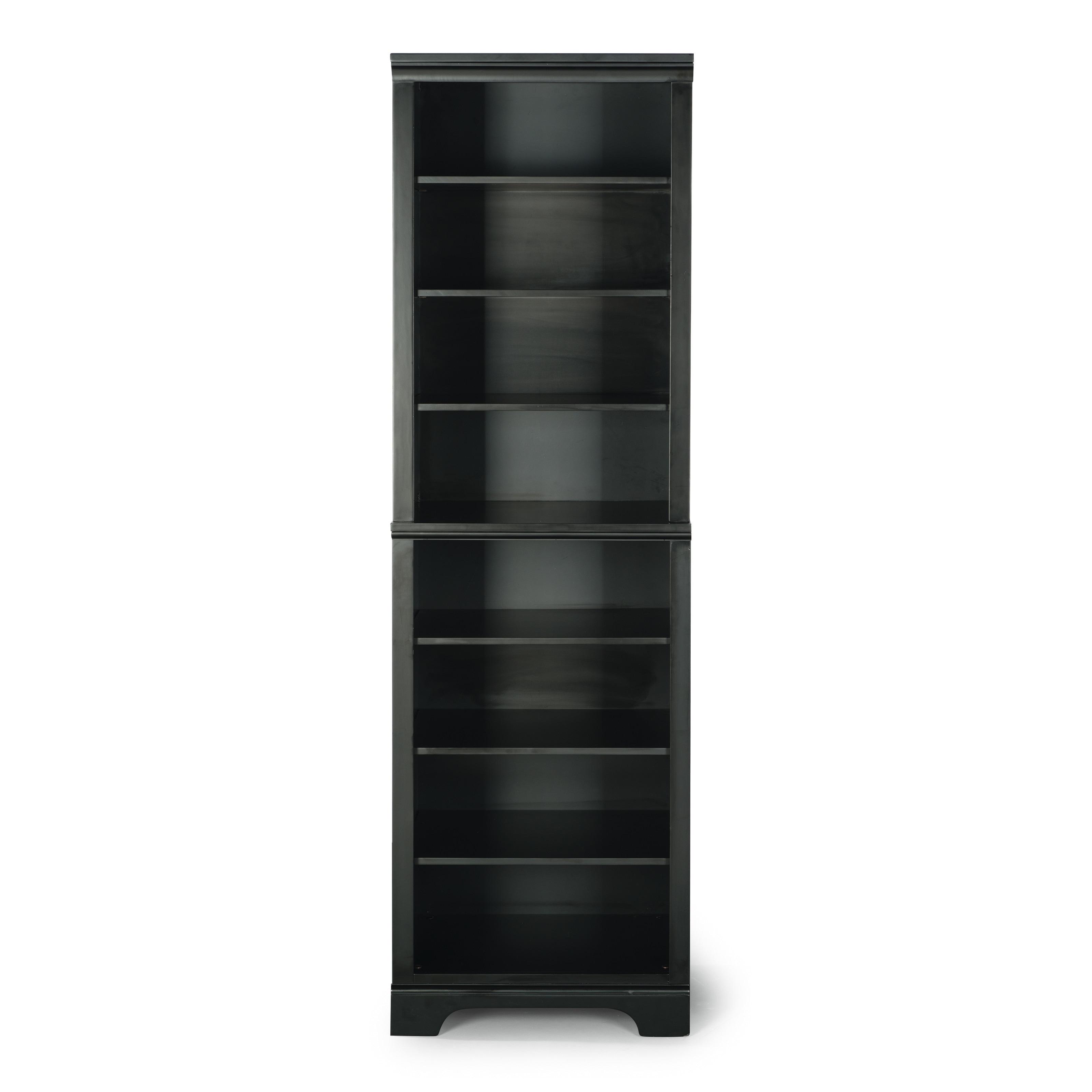 Beau Bedford Shelf Closet Wall Unit